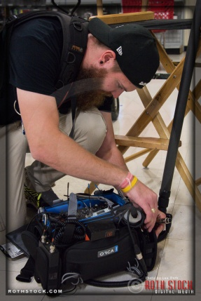 Kyle McClane, Sound