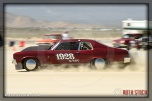 Driver Ron Kisinger of Kisinger Racing on his 168.344 mph run