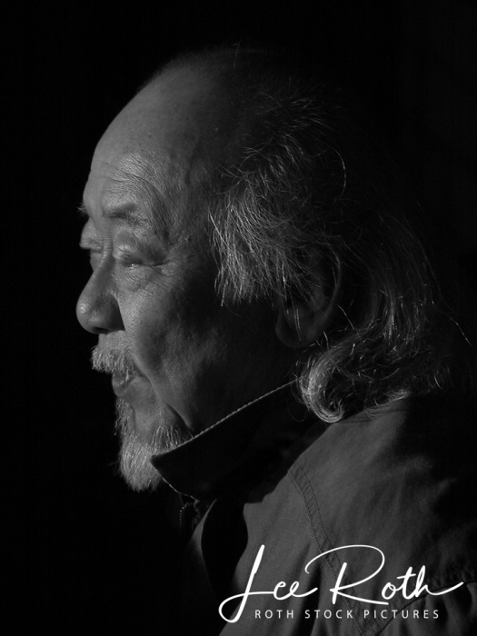 The Stoneman Production Stills - Pat Morita