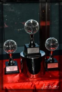 Salsa Dance Party Trophies