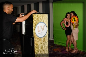 LV Photo Green Screen Photo Booth