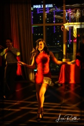 Salsa Dance Contestant