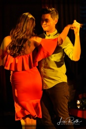 Salsa Dance Contestants