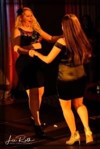 Salsa Dance Contestants