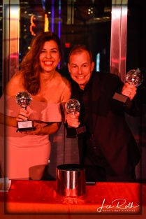Salsa Dance Competition MC with Trophies