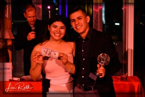 Salsa Competition - 3rd Place Winners