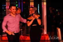 Salsa Competition - 2nd Place Winners