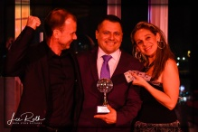 Salsa Competition - 1st Place Winners