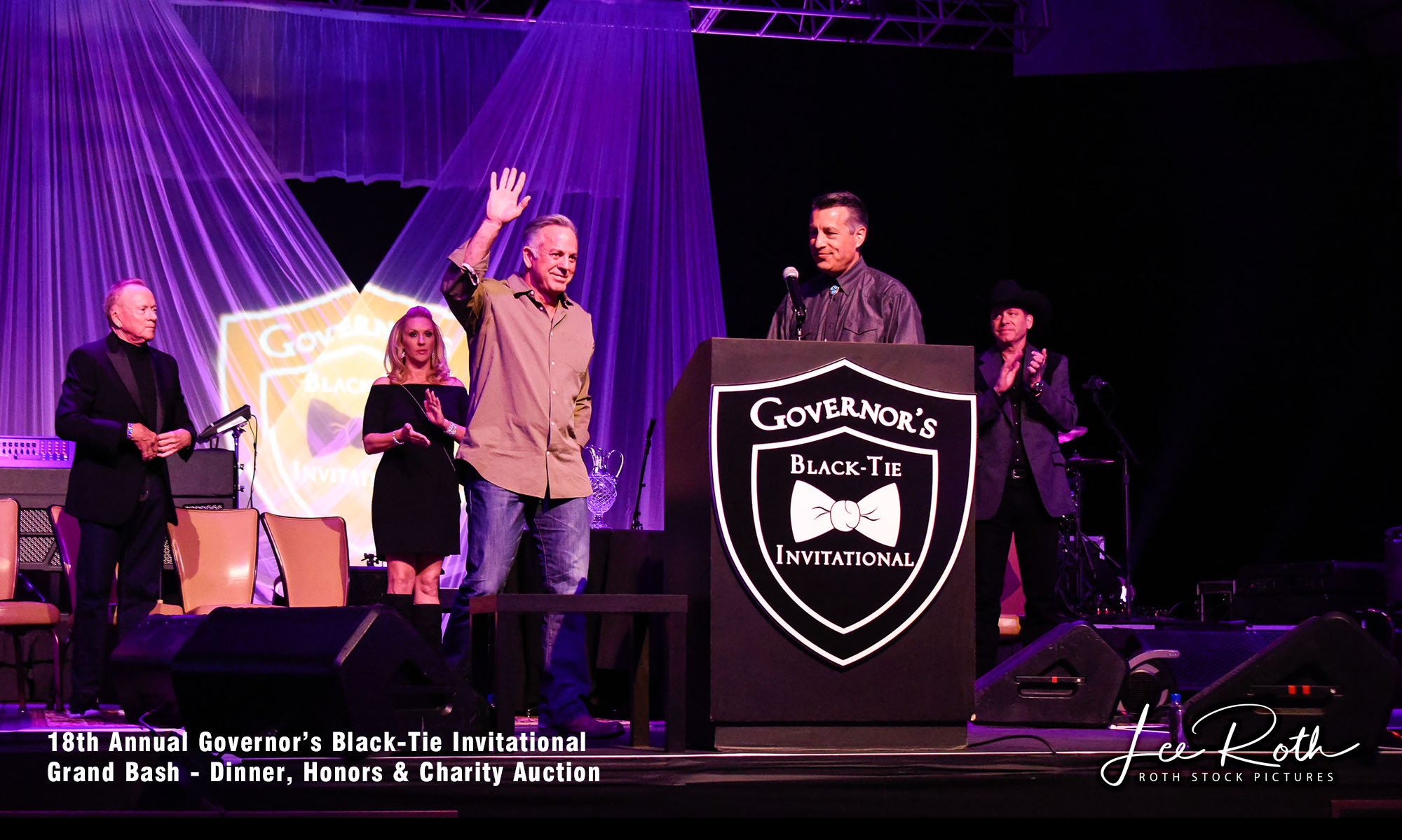18th Annual Governor's Black Tie Invitational Grand Bash