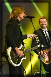 (L-R) Keith Urban and Danny Rader