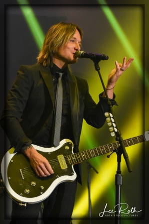 Singer/Songwriter Keith Urban