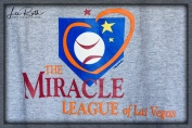 The Miracle League of Las Vegas T-Shirt