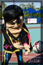 Cash The Soccer Rocker from Las Vegas Lights FC