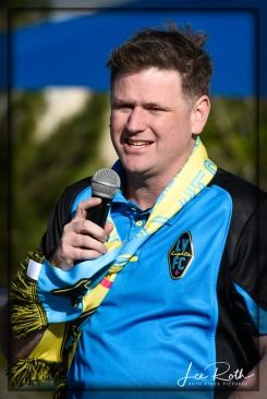 Brett Lashbrook: Owner, Las Vegas Lights FC