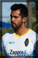 Defender Miguel Angel Garduno: Las Vegas Lights FC