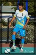 Las Vegas Lights FC Midfielder Carlos Alvarez