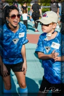 Coach Monica and Blake: Team Hammerheads