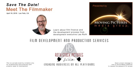 Moving Pictures Media Group and Roth Stock Pictures Meet The Filmmaker Event