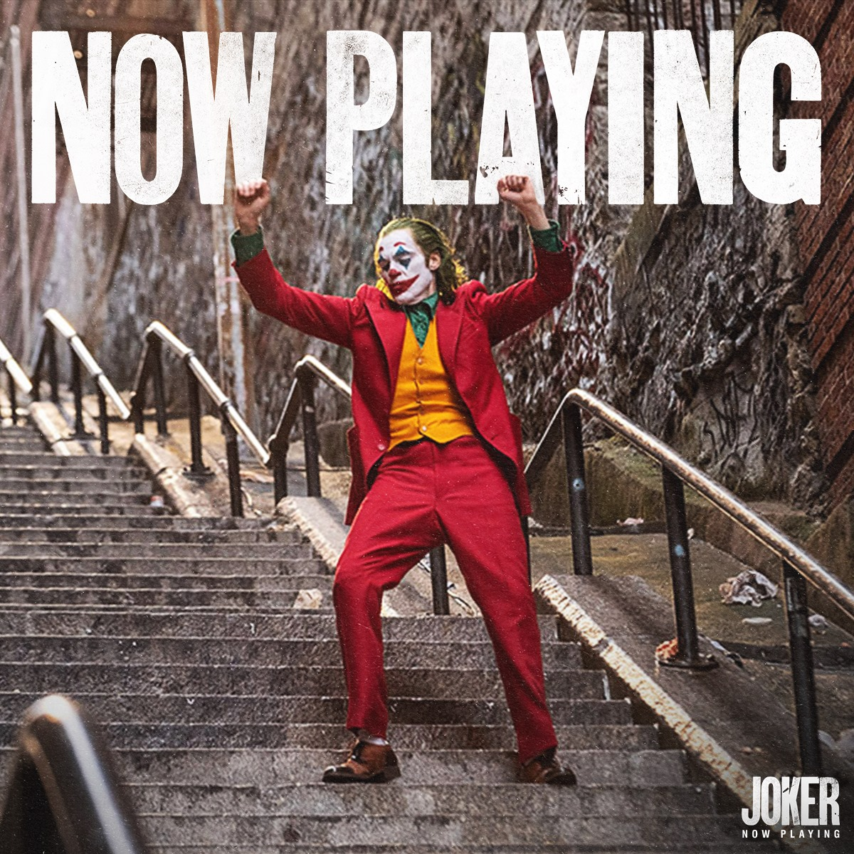 Joker: Now Playing